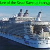 Allure of the Seas GGG Sale
