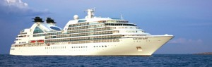 2012 world cruise on Seabourn Quest