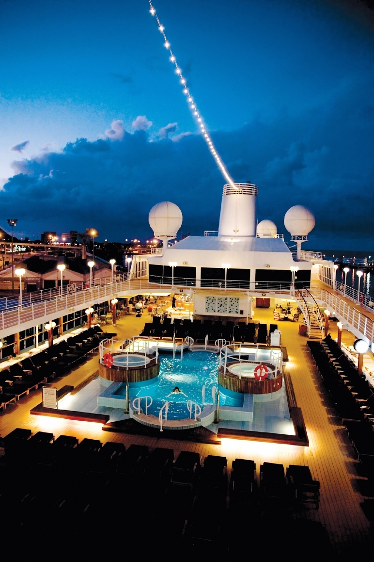 Is that Cruise Ship Luxury, Premium, or Budget?