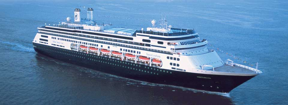 Sail Away on the 2012 Holland America World Cruise