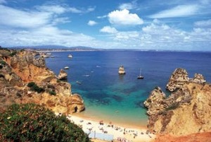 A favorite destination in Europe - Lagos, Portugal