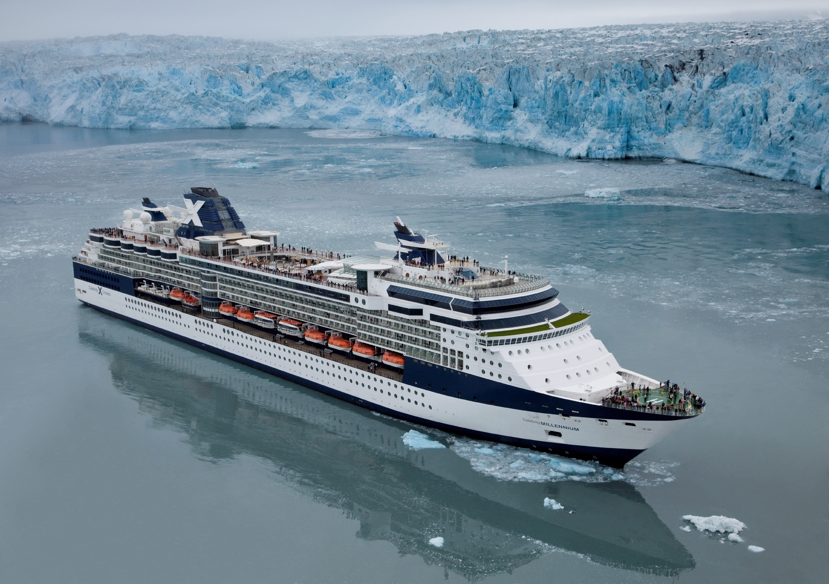 Free Celebrity Alaska Cruise  Grand Prize In IcedKCups
