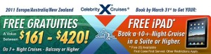 Click To See Celebrity Europe Deals