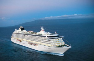 Crystal Serenity ship
