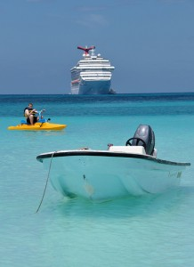 Carnival Glory Bahamas Photo