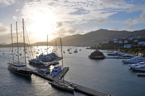 St thomas Port Pic