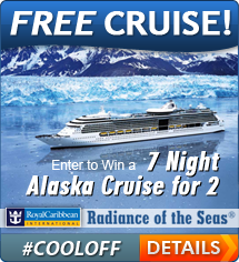 Alaska Cruise Giveaway Photo