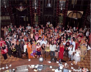 Halloween Singles Cruise Group