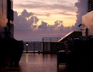 Carnival Legend Sunset photo