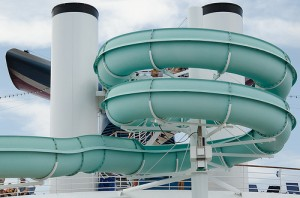 Water Slide Cruise Photo