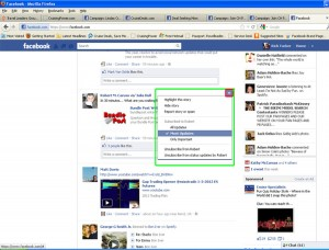 How to Facebook