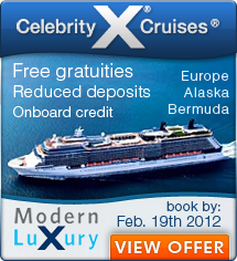 Celebrity Cruises to Increase Gratuity Rates From Jan 2, 2018