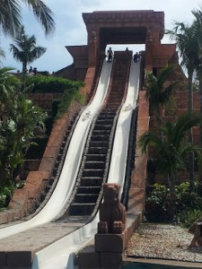 The Challenger Slide at Atlantis