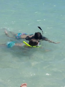 Cobi Snorkeling for First Time