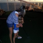 Night Putt-Putt on Allure