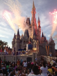 The Magic Kingdom--still Magic after all these years!