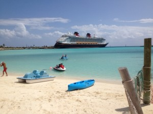 Castaway Cay--the ultimate waterpark