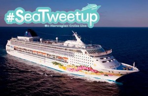 Norwegian Sky & SeaTweetup Logo