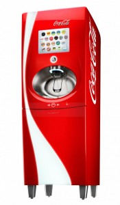 New Coca-Cola Freestyle Machine on Royal Caribbean cruises