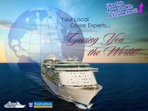 Cruise Holidays Cruise Giveaway Logo