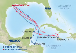Royal Caribbean Navigator Mariner Of The Seas Cruise Sale