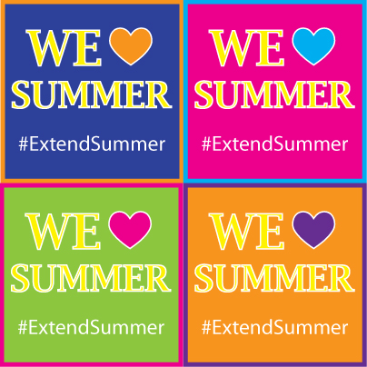 Top 3 Ways to #ExtendSummer