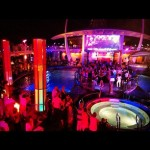 Pool Deck at Night Konstantyn_ch