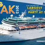 Spring Break Cruise Banner
