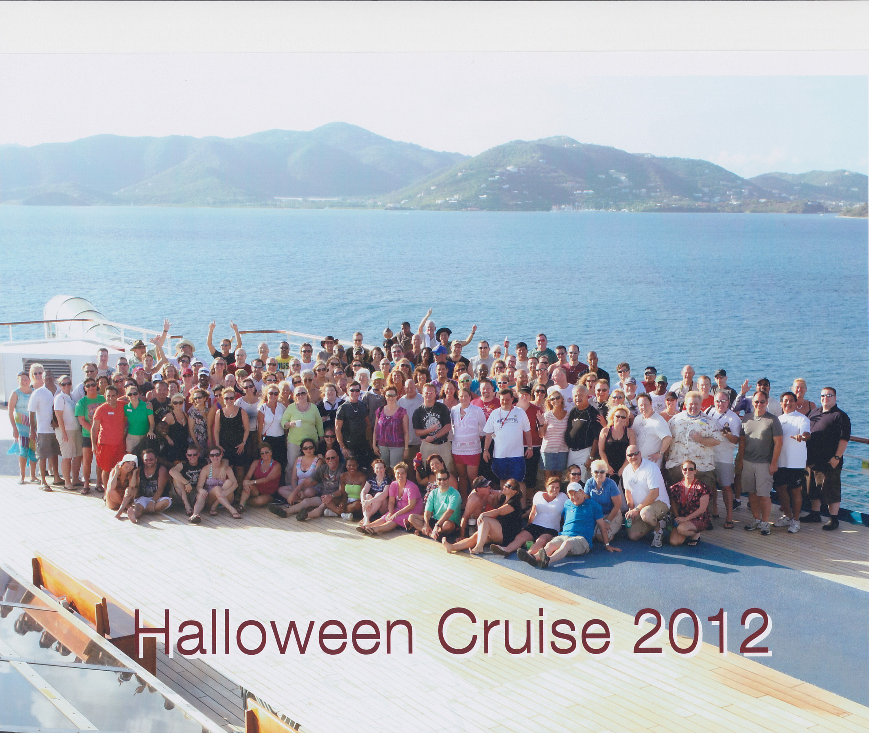 620 Singles Attend SinglesCruise.com's Largest Halloween Bash at Sea
