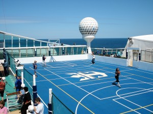 Full Court Basketball Liberty of the Seas