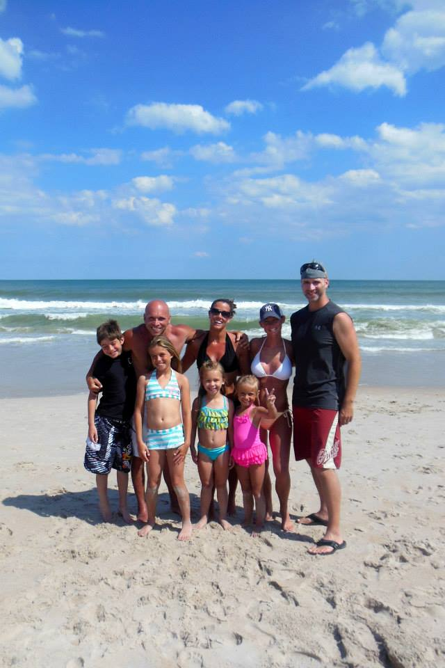 Fam Photo Topsail Beach