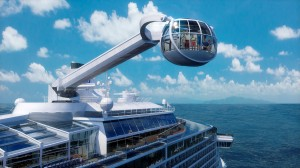 * All images of Quantum of the Seas are computer generated and reflect proposed design. Designs, features and itineraries are subject to change.