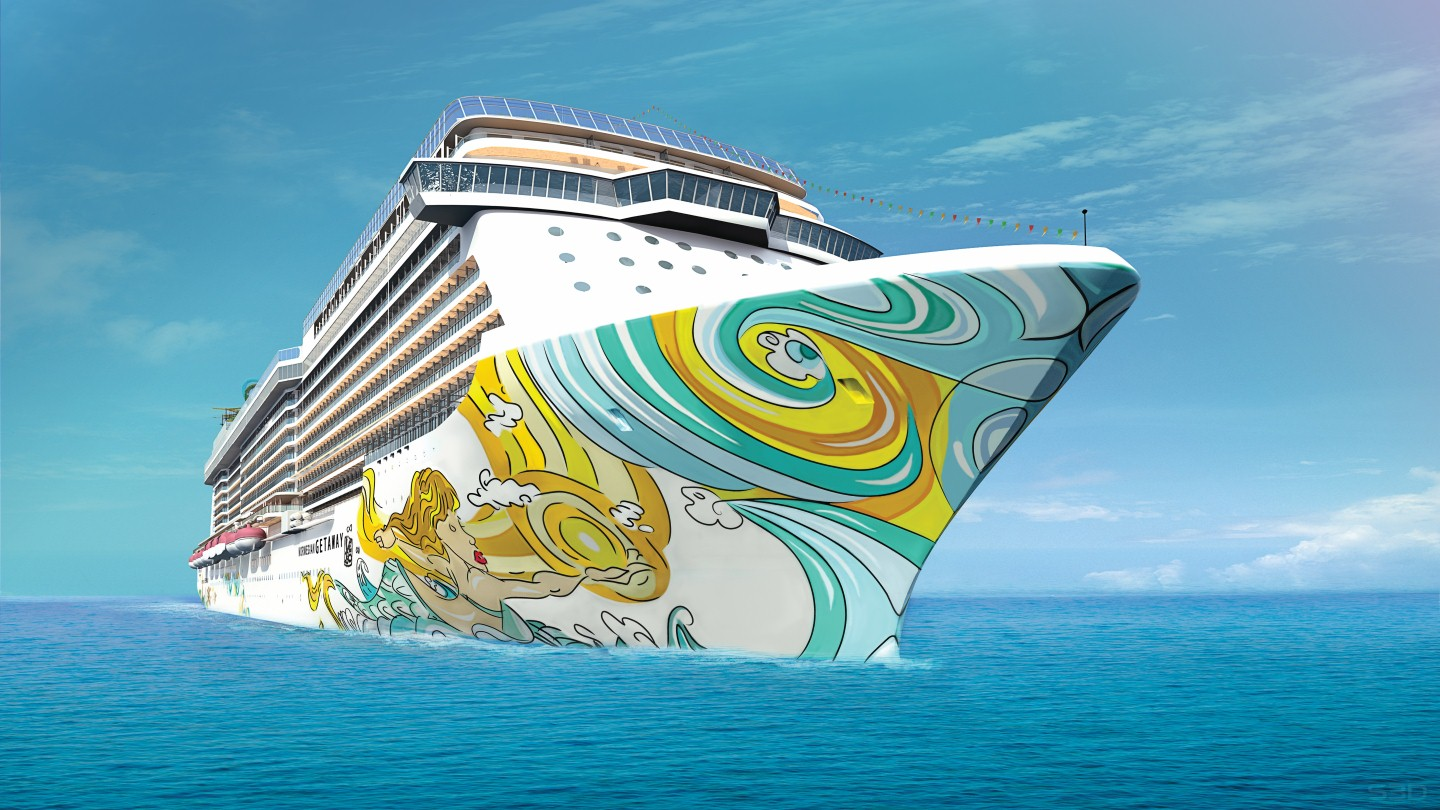The Norwegian Getaway
