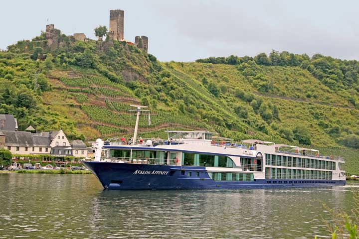 The Avalon Affinity in Moselle, Germany.