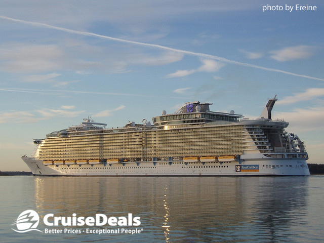 Oasis And Allure Of The Seas Price Drops CruiseSource - Oasis of the seas cruise ship prices