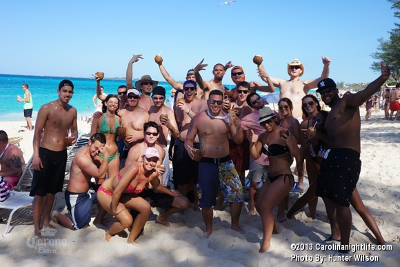 2013 party cruise beach photo