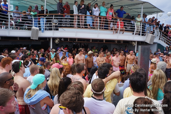 Spring Break Cruise 2013 Poolside Photo