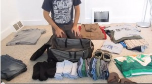 How to Pack Like a Pro Video