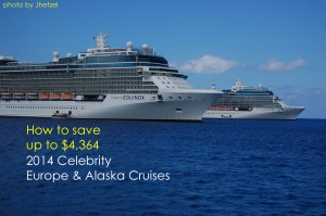 Celebrity Equinox and Eclipse Youtube Thumbnail