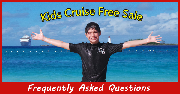 Royal Caribbean Kids Cruise Free Sale FAQs