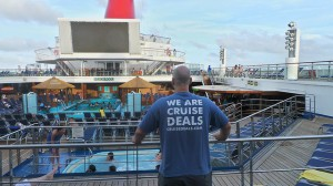 Rich of Cruise Deals on the Carnival Sunshine