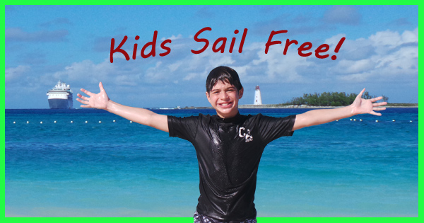 Royal Caribbean Kids Sail Free | 3 – 5 night Fall Cruises!