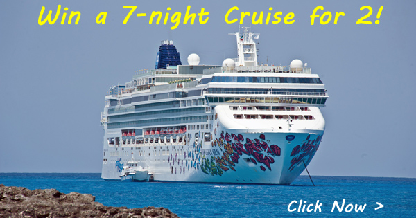7-night Norwegian Cruise Sweepstakes
