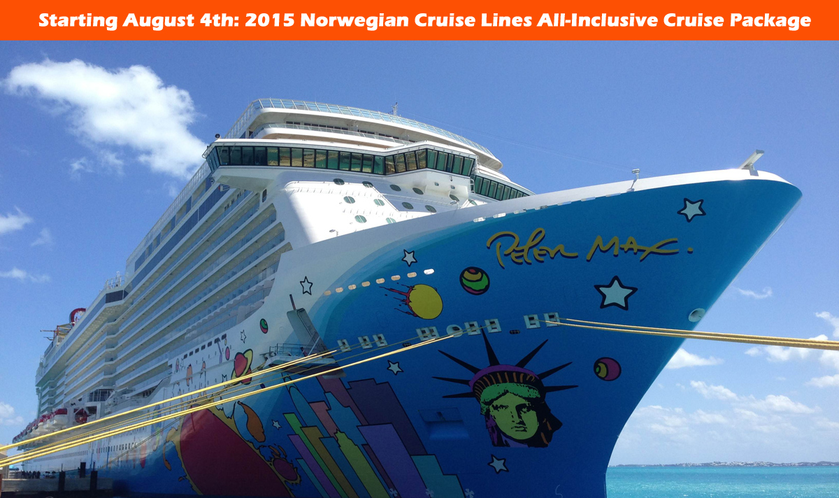 Norwegian Cruise Line's All-Inclusive Cruise Package