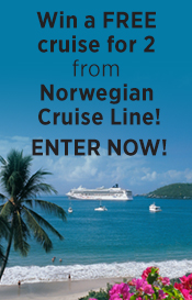 Win a 7-Night Cruise for Two from Cruise Holidays and Norwegian Cruise Line