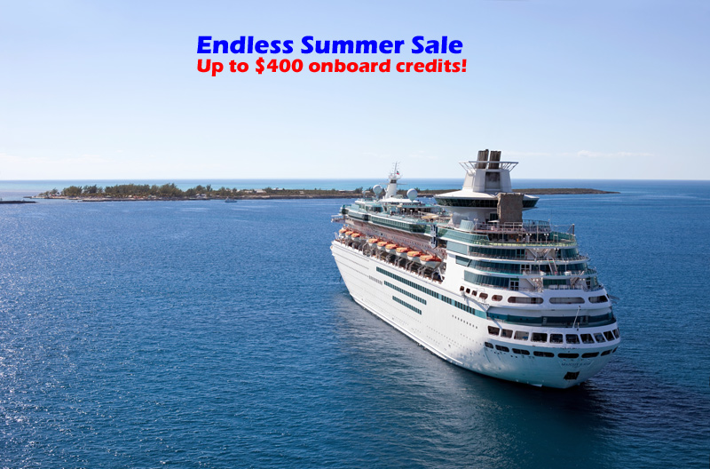 Top 5 Deals: Royal Caribbean's Endless Summer Sale