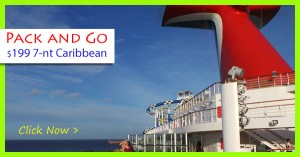top 6 cruise deals in Carnival Sale