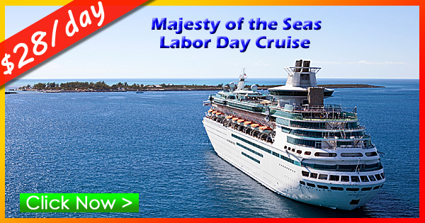 The BEST Labor Day Cruise Deals Ever!