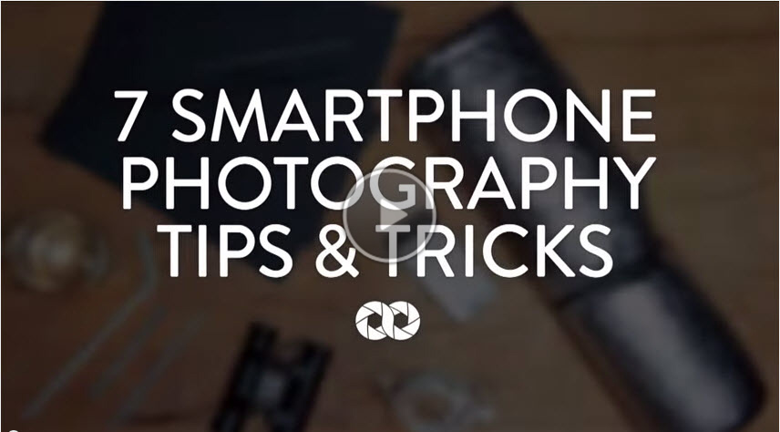 7 Creative Smartphone Photo Tricks to use on your next vacation
