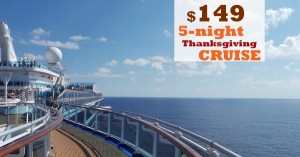 Thanksgiving Cruise Deal